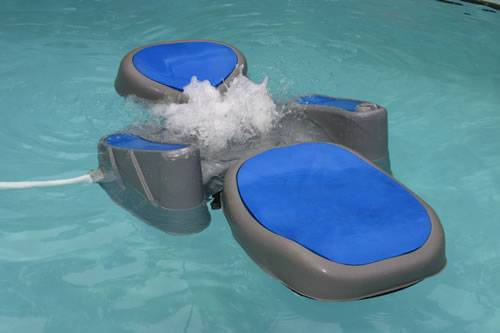 Aqua Spa Massage Lounger Nt117