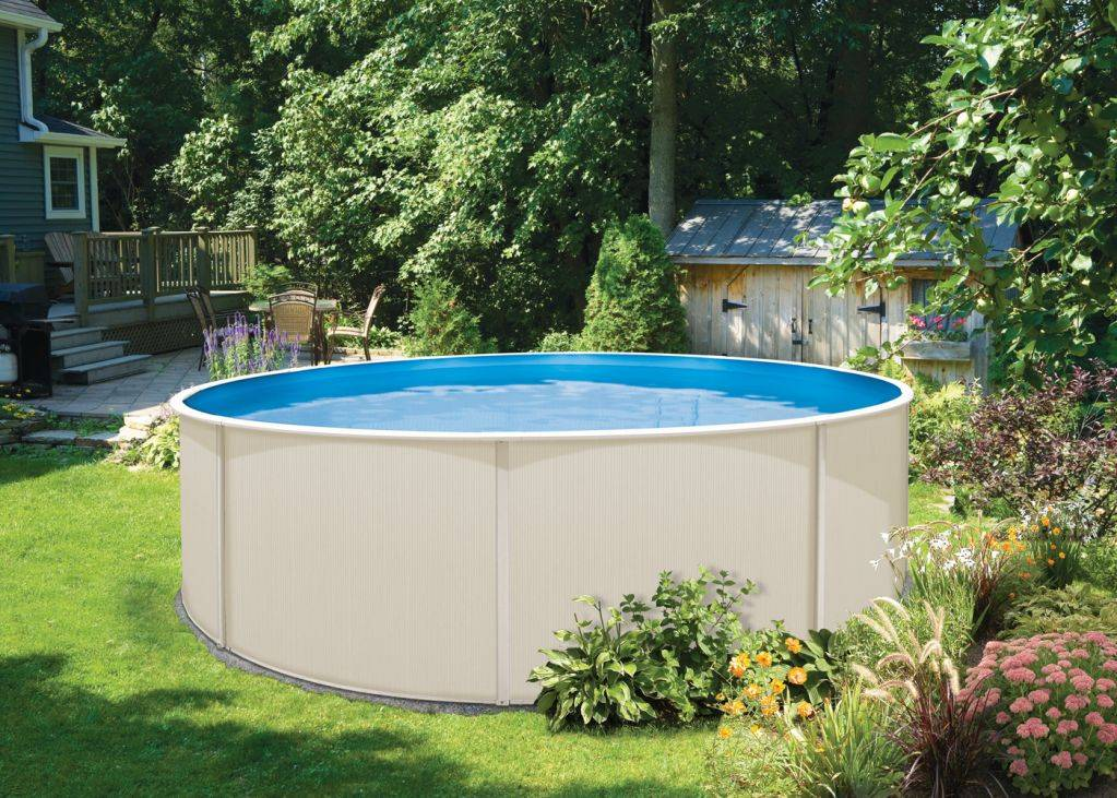 Above ground swimming pools for Above ground pools