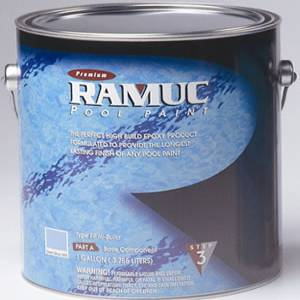 Hi-Build Epoxy Swimming Pool Paint