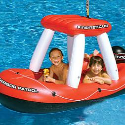 Squirt Guns And Squirting Swimming Pool Floats