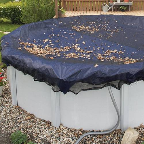 Buy Leaf Nets Covers For Your Above Ground Swimming Pool
