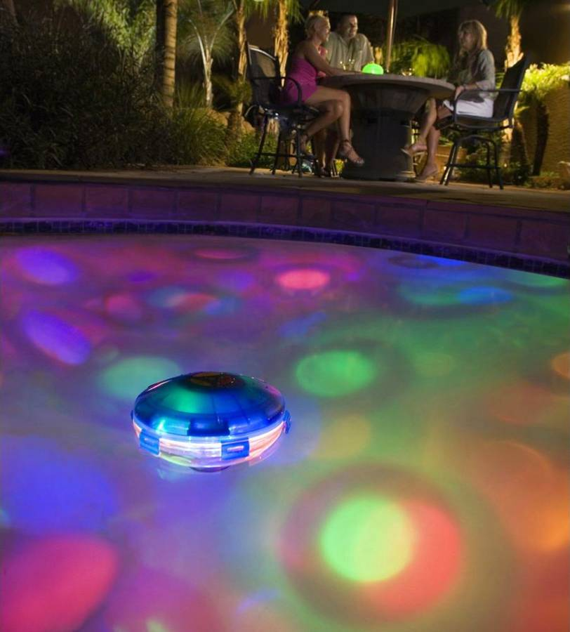 aqua glow starship pool light - underwater lights for pools - 3559, Reel Combo