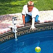 Swimming Pool  Alarms Help To Save Lives