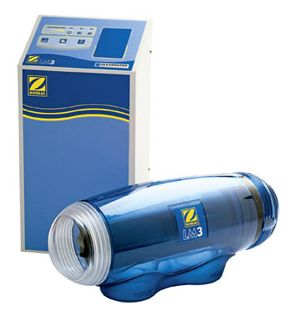 Salt Chlorine Generator For In Ground Swimming Pools Lm3