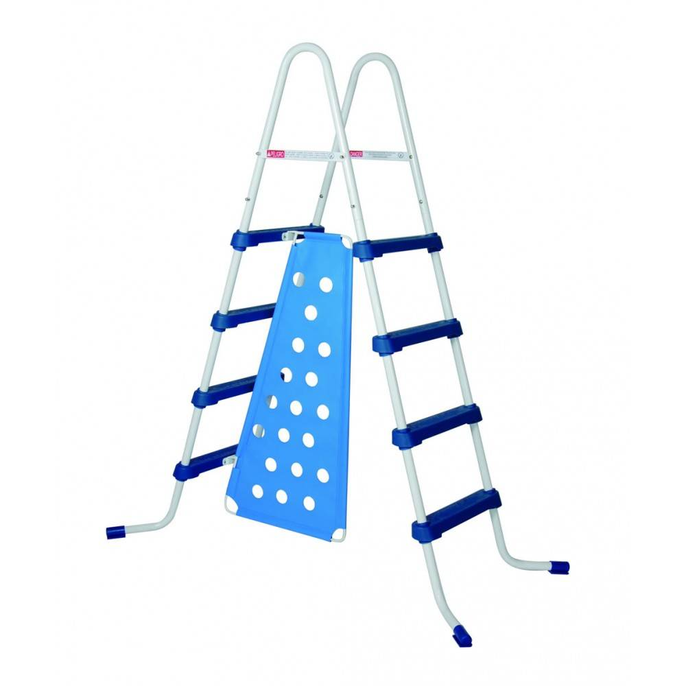 52in A Frame Barrier Ladder Replace Intex Or Sand N Sun