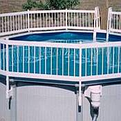 Above Ground Pool Fence safety fence for above ground pools - backyardcitypools