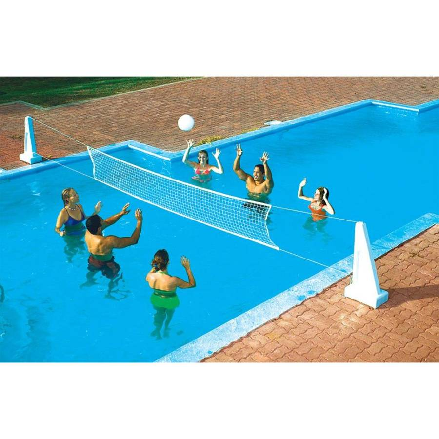 Volleyball Basketball Game Kits For In Ground Swimming