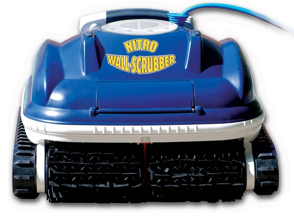 Nitro Wall Scrubber Robotic Pool Cleaner Nc71