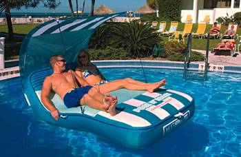 Pool N Beach Double Lounger Nt174