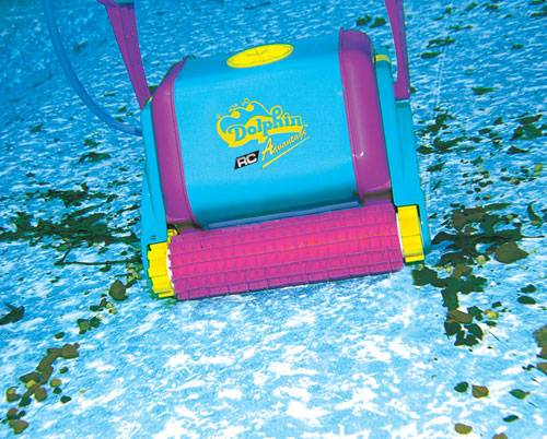 Dolphin Remote Control Automatic Pool Cleaner Dl2020