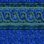 Royal Mosaic Pool Liner