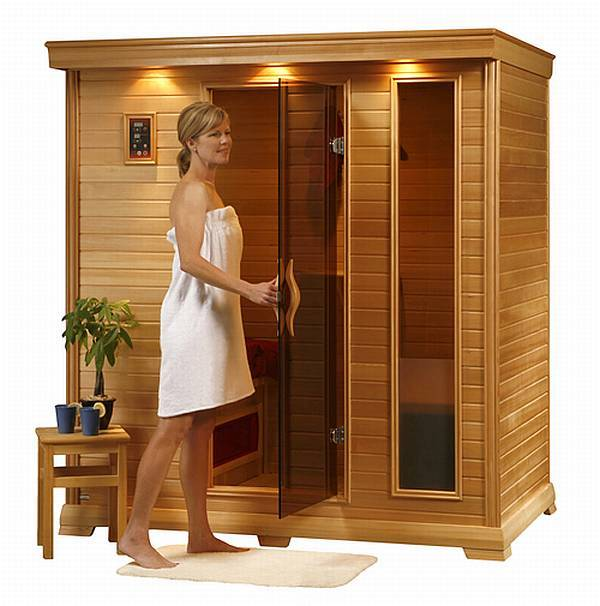 The health benefits of home saunas swimming pool blog for Sauna home