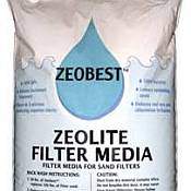 Zeobest Sand Filter Media