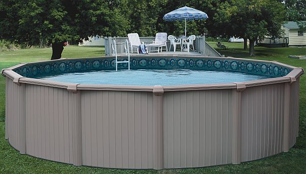 Three reasons to reconsider above ground swimming pools for Round swimming pools above ground