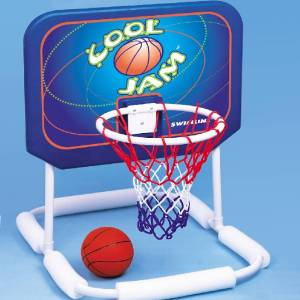 Floating Cool Jam Basketball