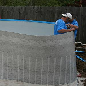 Masonry Sand Volume Chart For Above Ground Pool Installations