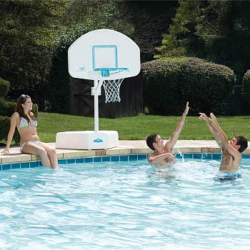 Splash and Shoot Basketball Game