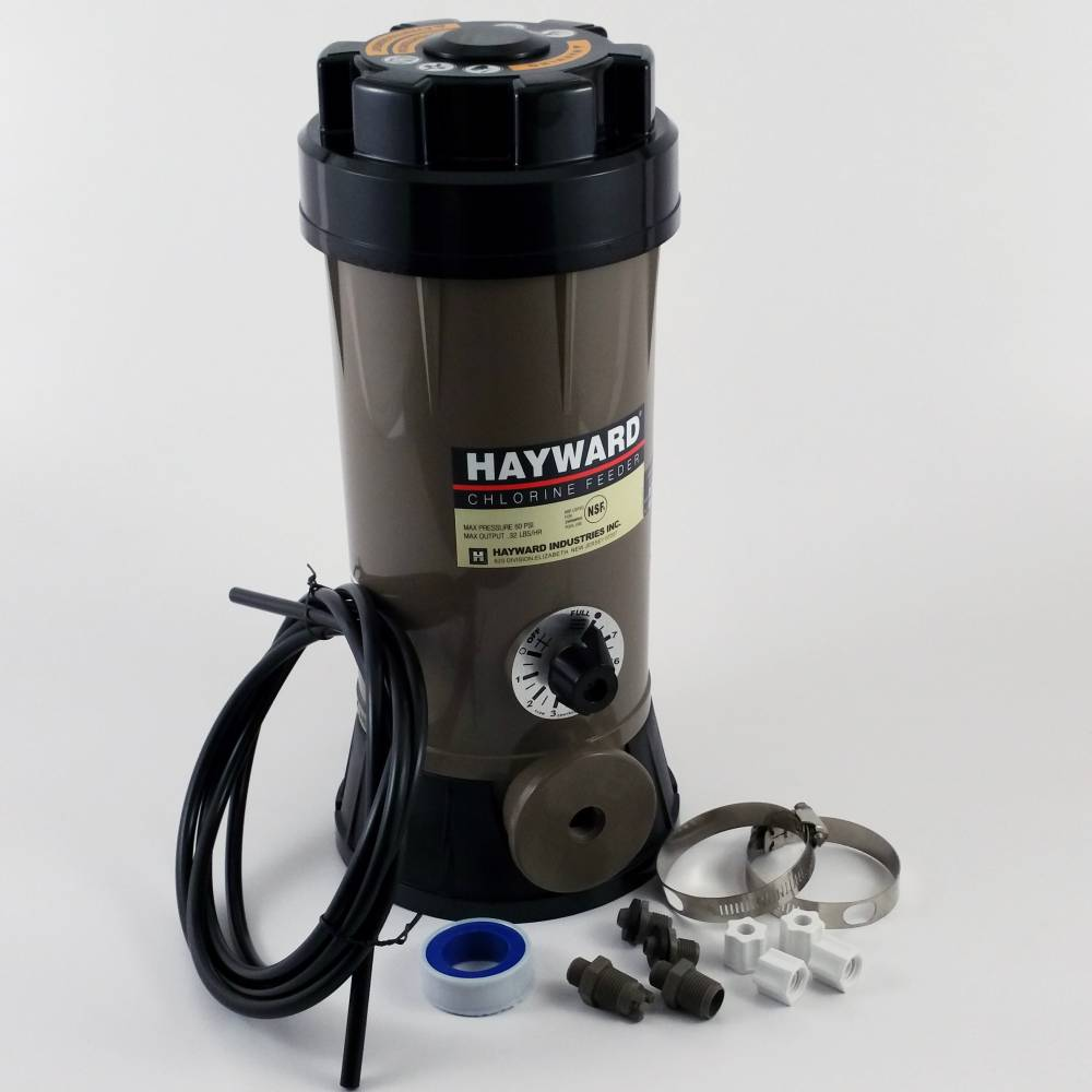 Hayward cl220 automatic chlorinator for in ground pools - Hayward swimming pool ...