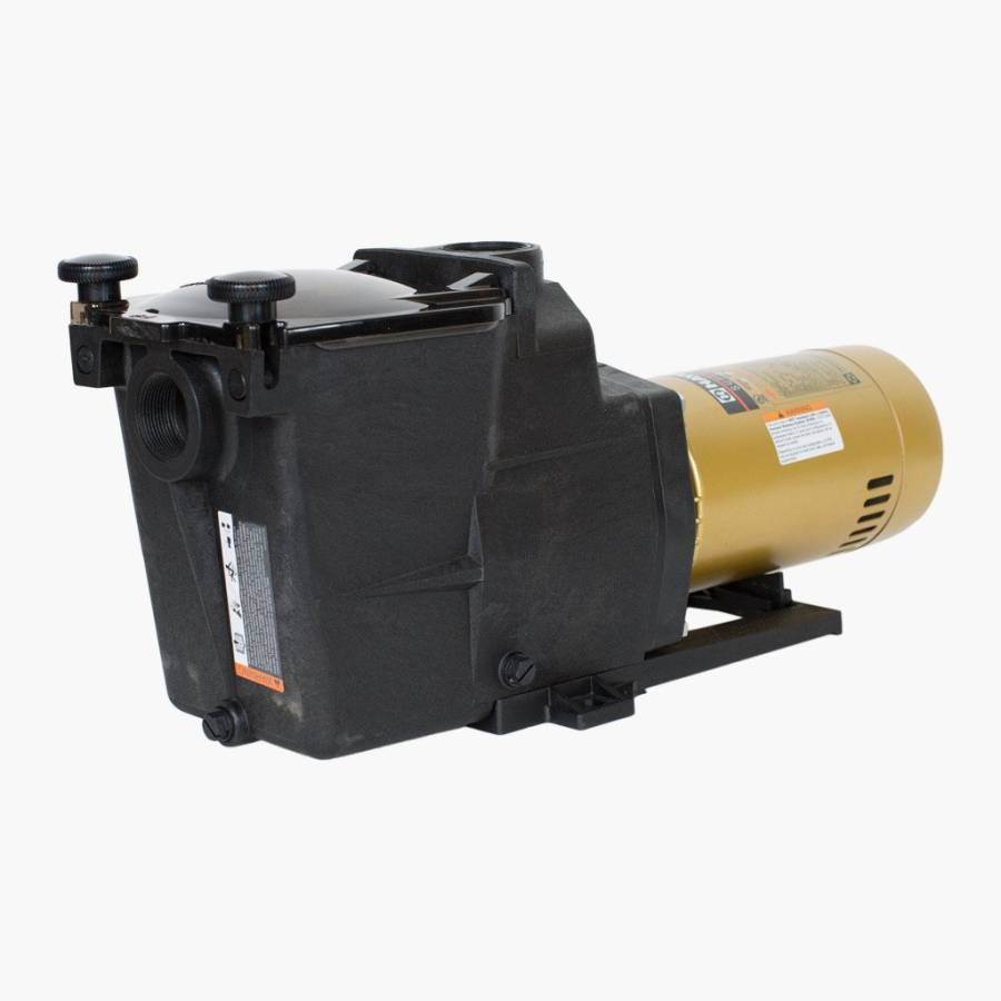 Hayward super pump 2 hp for in ground pools and spas - Hayward pool equipment ...