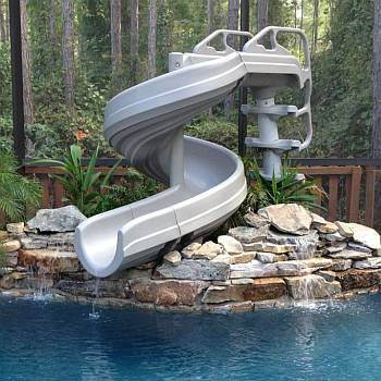 G Force Pool Slide