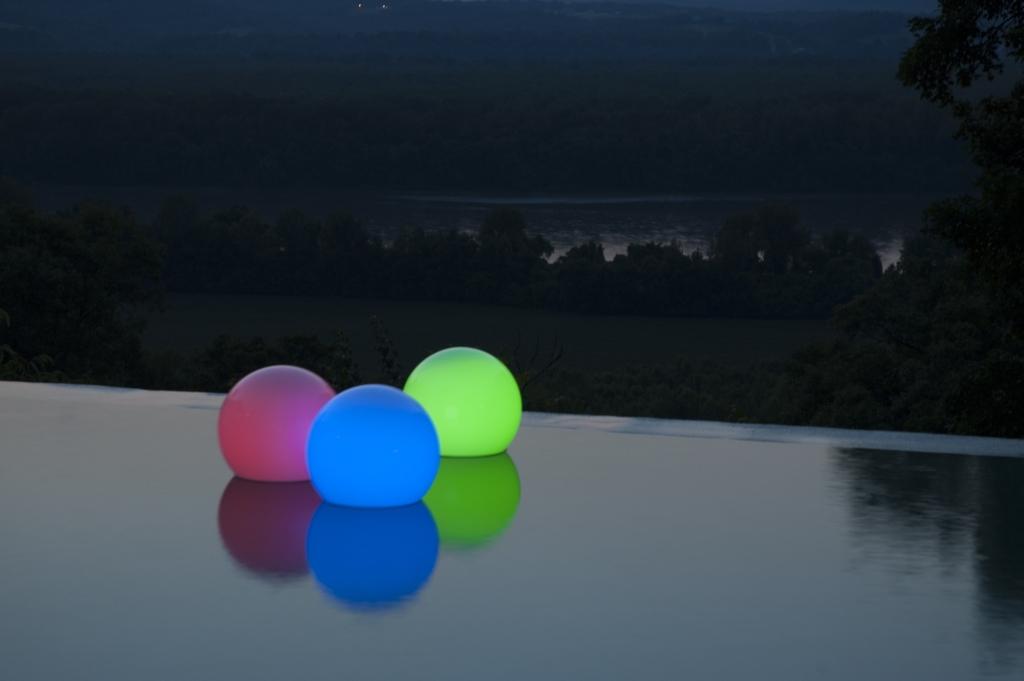 Buy Floating Orb Light With 54 Led Lights 8012
