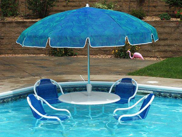 Wonderful Pool Party Swimming Pool Patio Furniture