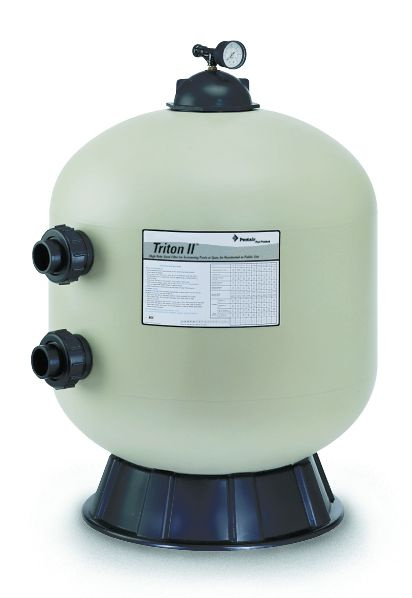 Pac Fab Triton Ii Tr100 30 Inch Side Mount Sand Filter No