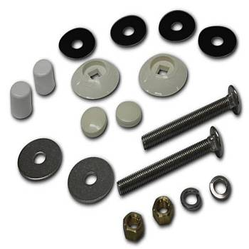 Replacement Diving Board Bolt Kit for 2-Hole Diving Boards