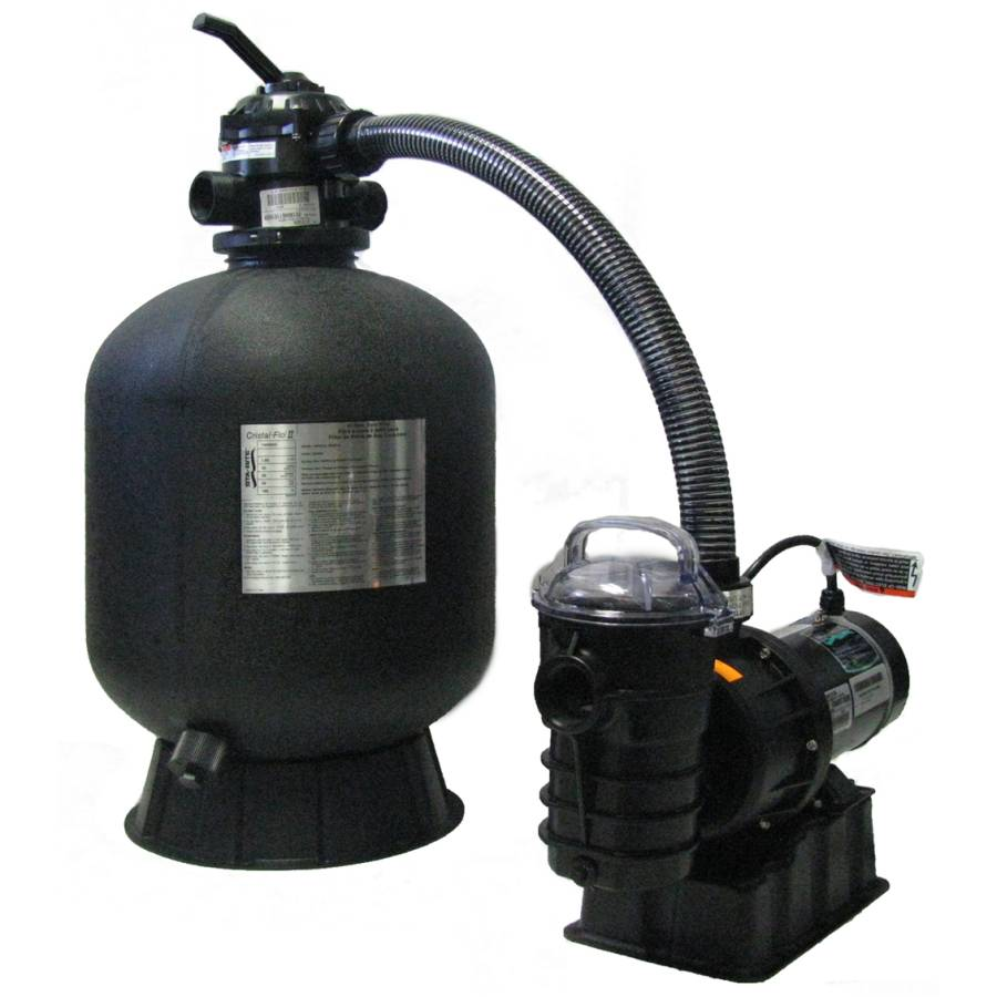sta rite 1 5hp pump 22in sand filter system srcf2019do1160. Black Bedroom Furniture Sets. Home Design Ideas