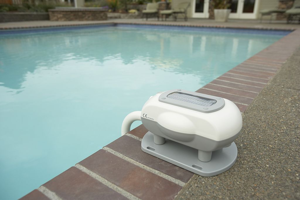 PoolSonix Solar Powered Pool Alarm