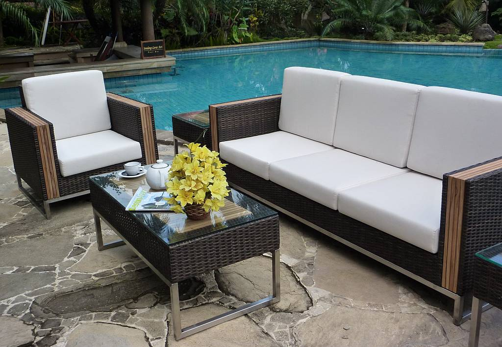 Exclusive patio furniture